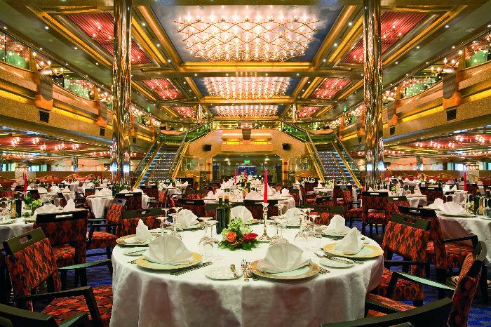 Restaurante del Costa Serena