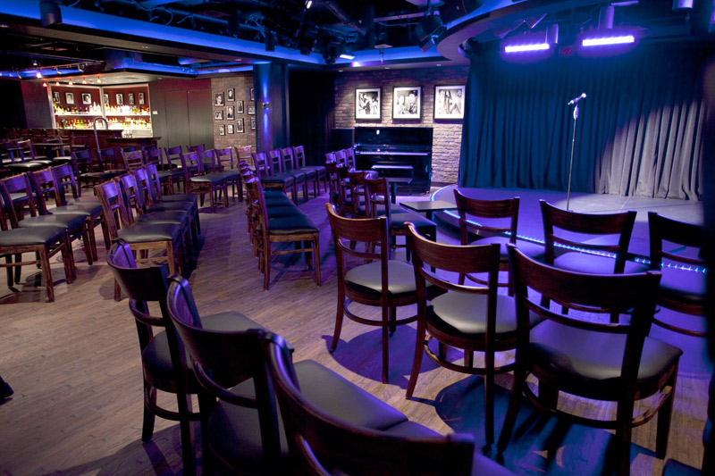 Headliners Comedy Club