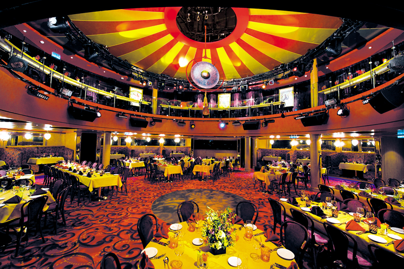 Cirque Dreams and Dinner