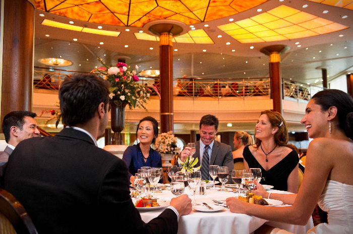 Restaurante San Marco Celebrity Costellation