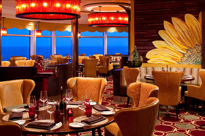 Grill Tuscan Celebrity Eclipse