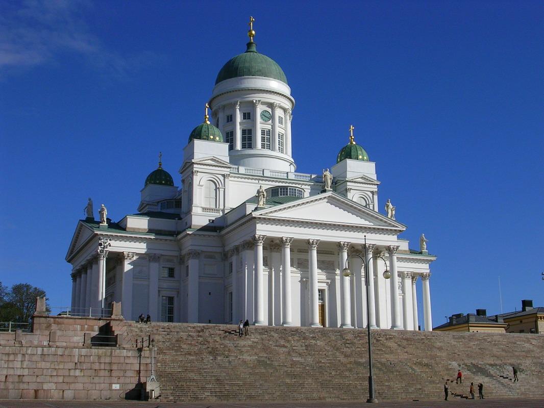 Helsinki catedral