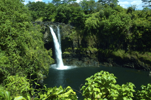 Hilo Hawaii cataratas