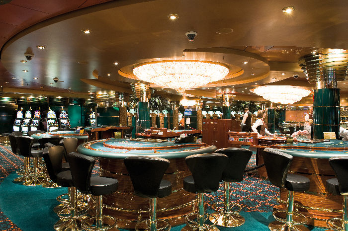 Casino a bordo del MSC Orchestra