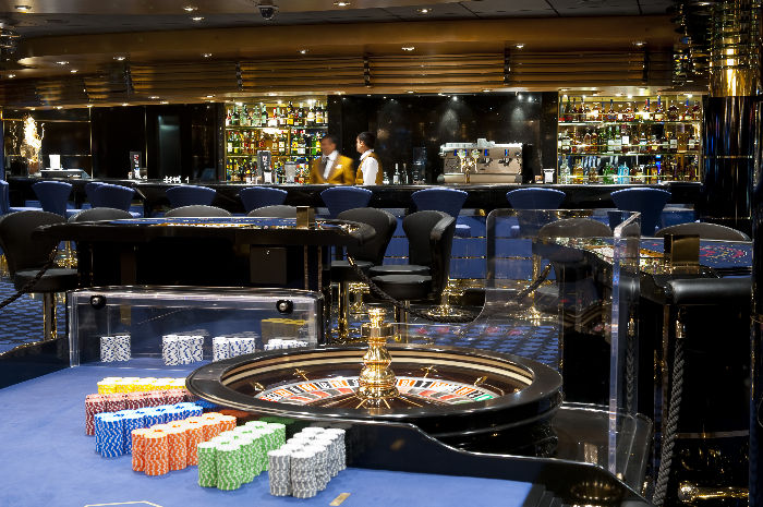 Casino a bordo del MSC Magnifica