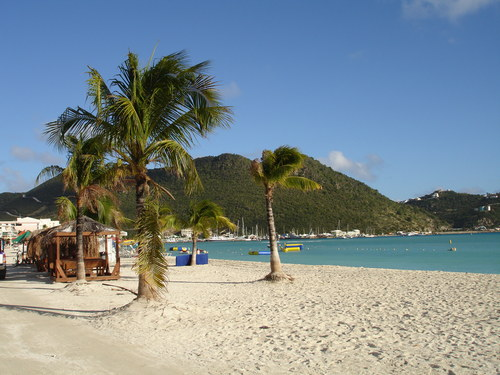 Philipsburg beaches