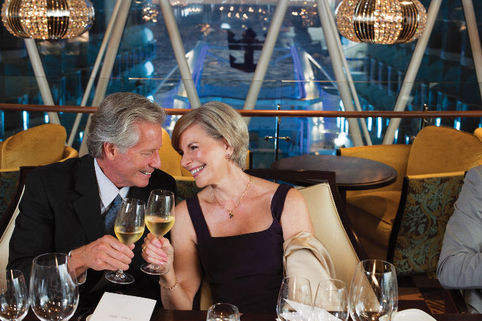 Cenas inolvidables en el Allure of the Seas