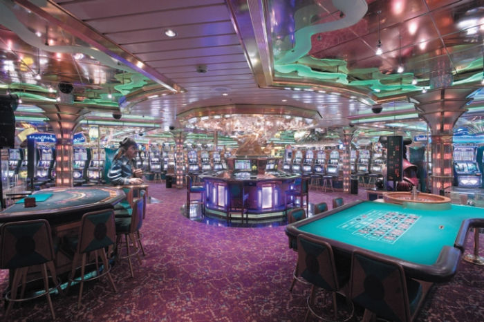 Casino en el Rhapsody of the Seas