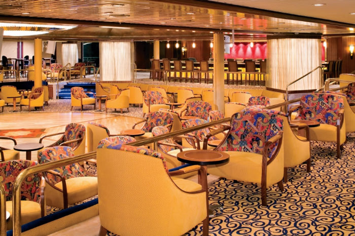 Boleros Lounge en el Majesty of the Seas