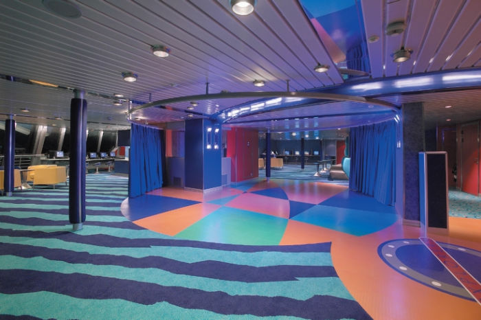 Playroom del Monarch of the Seas