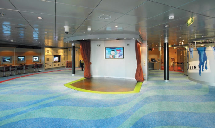 Playroom del Jewel of the Seas