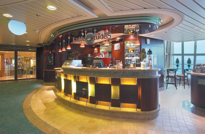 Bares en el Brilliance of the Seas