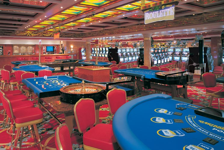 Casino a bordo del Norwegian Sun