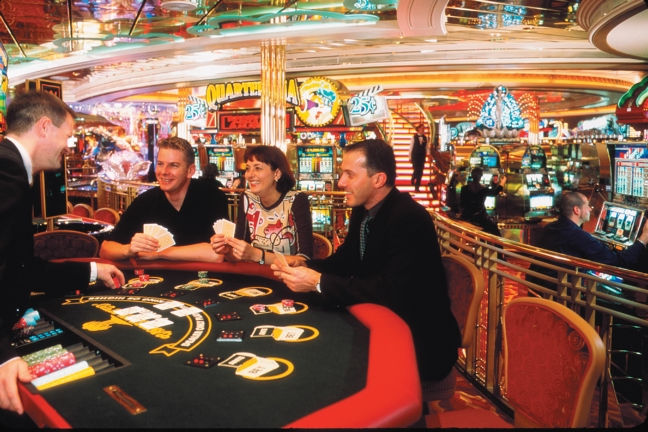 Casino en el Adventure of the Seas