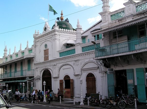 Port louis mosque jummah