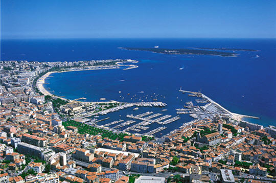 panoramica cannes